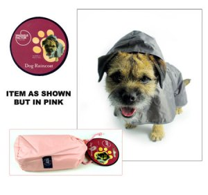snuggle factor dog raincoat