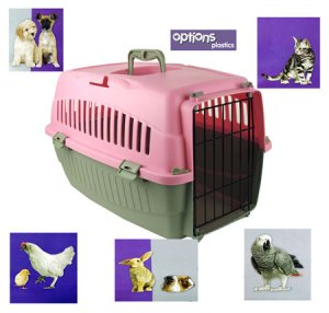 pet carrier options 1 pink