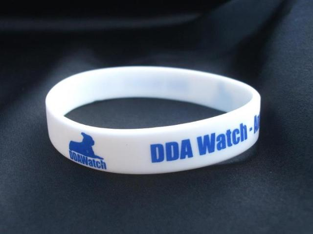 DDA Watch wristband